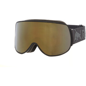 Red Bull SPECT Magnetron Eon Goggles, black/gold snow